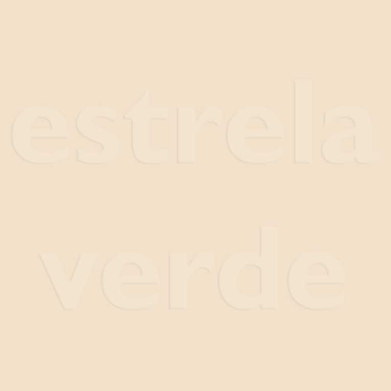 VELUDO SOFISTICADO CRU 01 DESCONTINUADO  - Estrela Verde