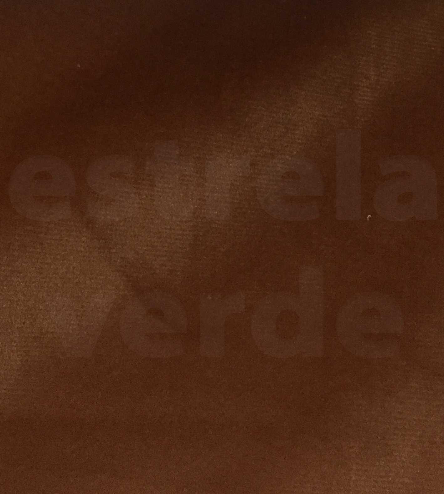 VELUDO TERRA COTA 402  - Estrela Verde