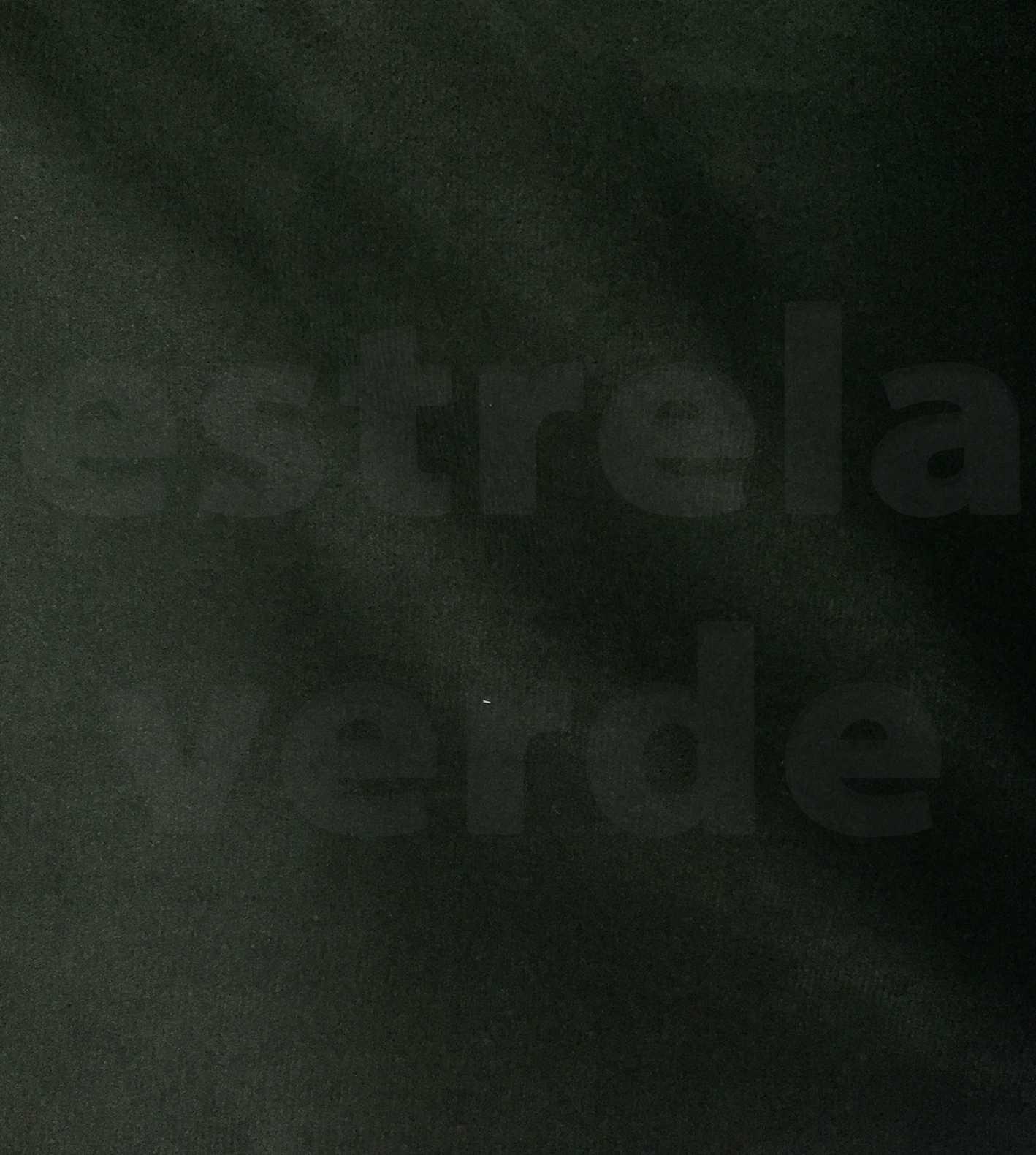 VELUDO VERDE ESCURO 260  - Estrela Verde