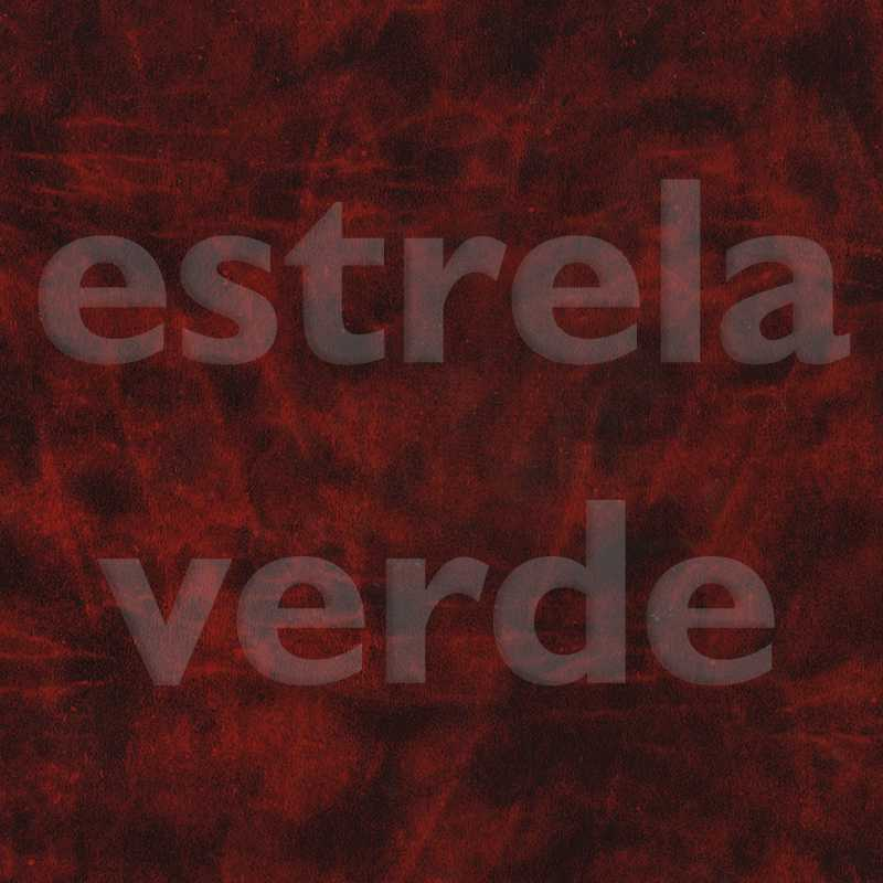 VERNIZ MARMORIZADO VERMELHO COM FELTRO 0,95 DESCON  - Estrela Verde