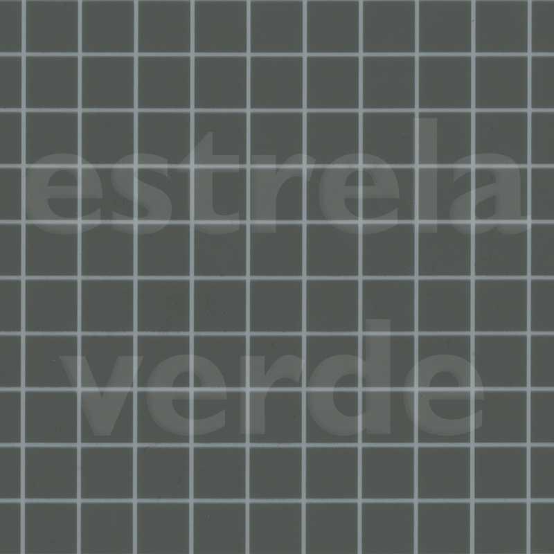 VERNIZ XADREZ CINZA CLARO/BCO C FELTRO 0,95 DESCON  - Estrela Verde