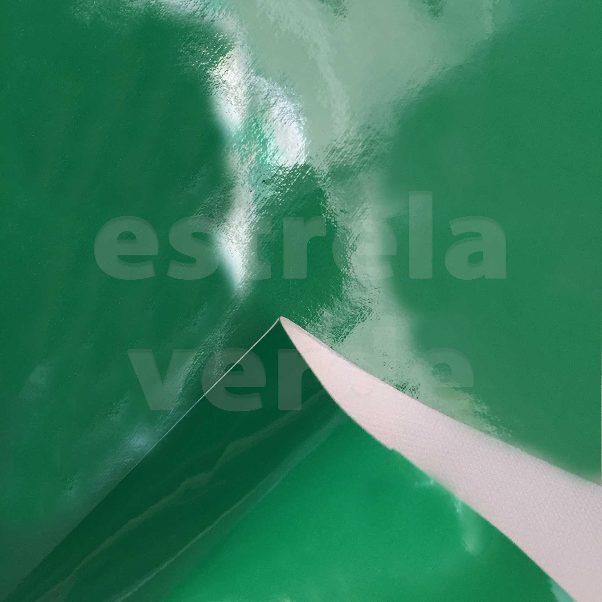 VERNIZFLEX VERDE BANDEIRA POLY 40 MM DESCONTINUADO  - Estrela Verde