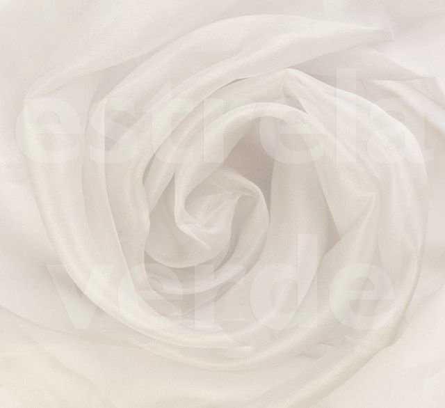 VOIL/VOAL LISO NEVE OFF WHITE 3,00 LARG  - Estrela Verde