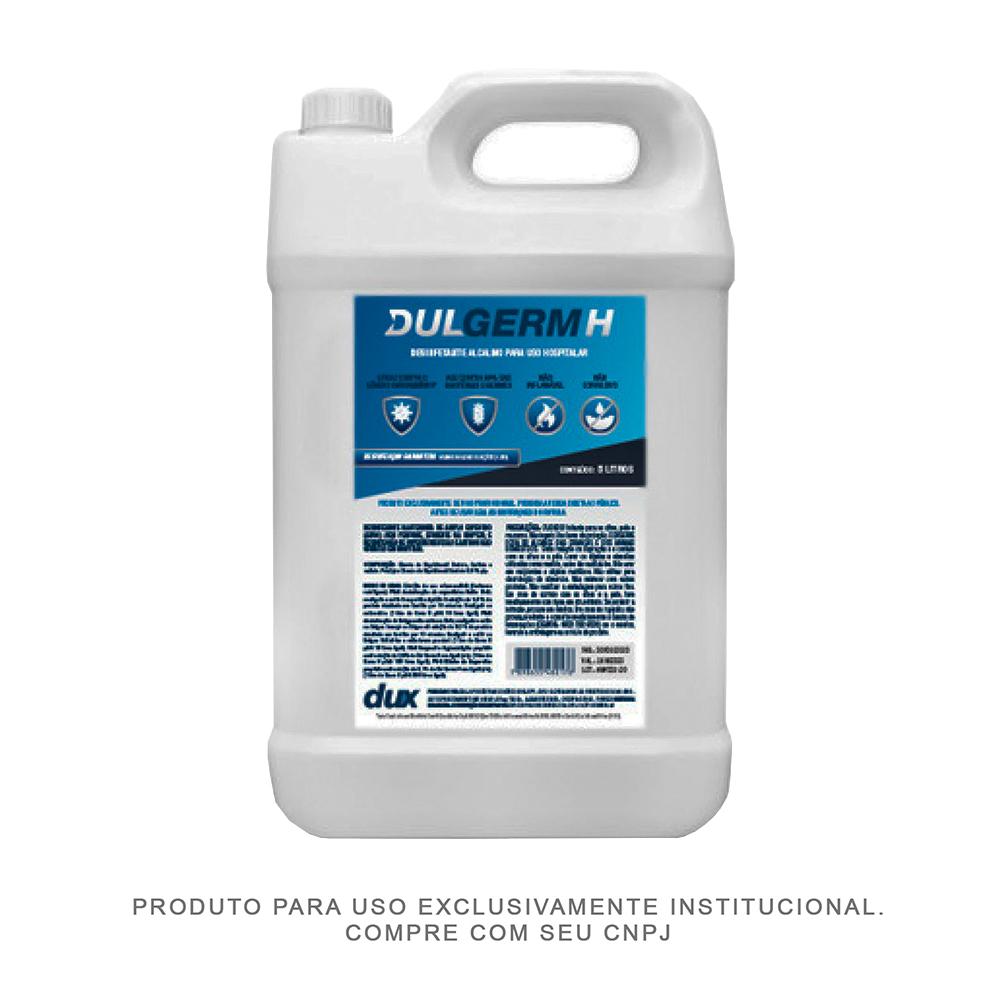 Dux Defender Pro - Higienizador de Mãos para Uso Profissional - 5 Litros