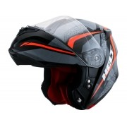 Capacete Helt New Hippo No Limit Escamoteavel