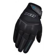 Luva X11 Fit X Feminina Moto Motoqueiro Bike Proteção Preto