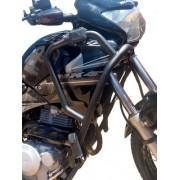 Protetor Motor Carenagem Coyote C/ Pedal Falcon 400 Até 2008