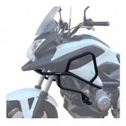 Protetor Motor Carenagem Coyote Com Pedal Preto Nc 700 750