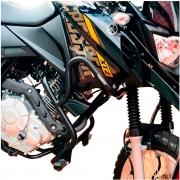 Protetor Motor Carenagem Coyote com Pedal Yamaha Crosser 150