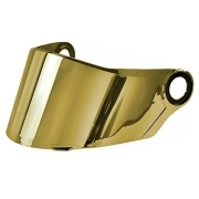 Viseira Capacete LS2 FF358 Classic Iridium Gold Dourada Original