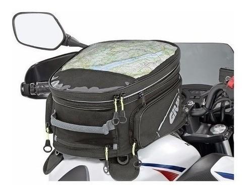 Bolsa Alforge para Tanque Magnética Givi Ea102b Easy 28 Litros