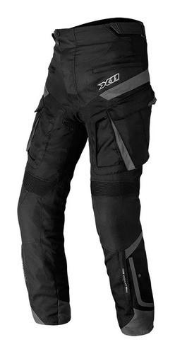 Calça X11 Travel 2 Impermeável Forrada Masculina Moto