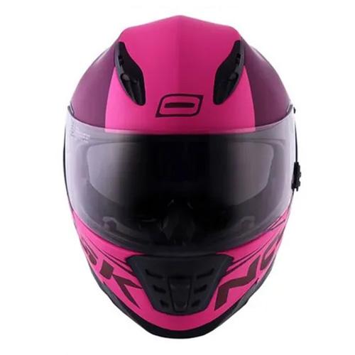 Capacete Norisk FF302 Manty Purple Pink