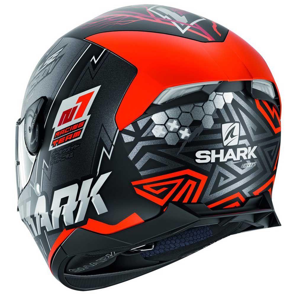 Capacete Shark D-skwal 2 Noxxys KRS