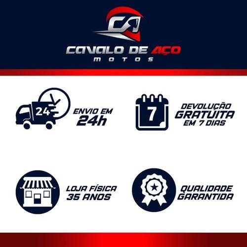 Curva Coletor Motor Escape Par Cb 400 450 Coyote Cromada