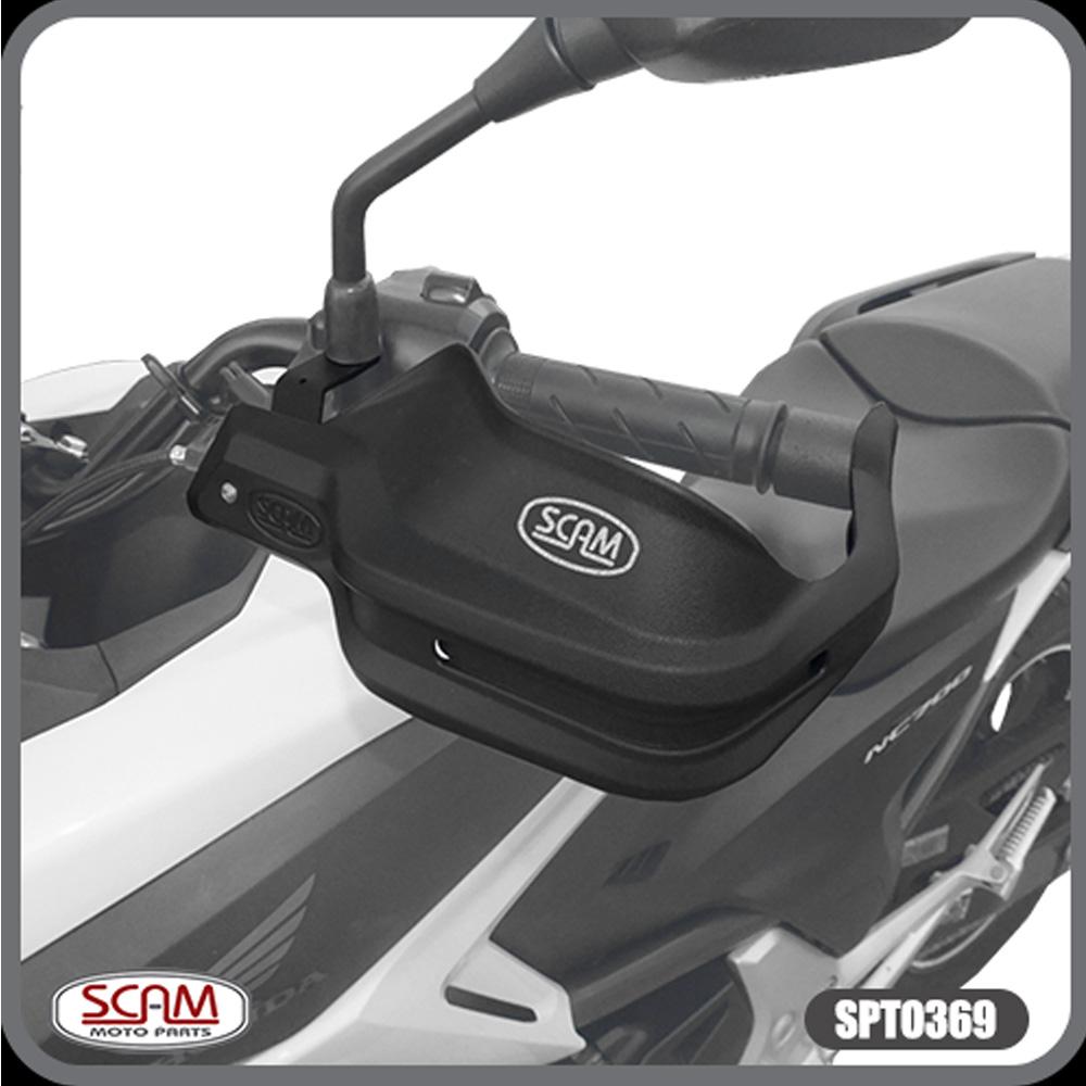 Protetor de Mão Scam Cb500x / Nc750x  Spto369