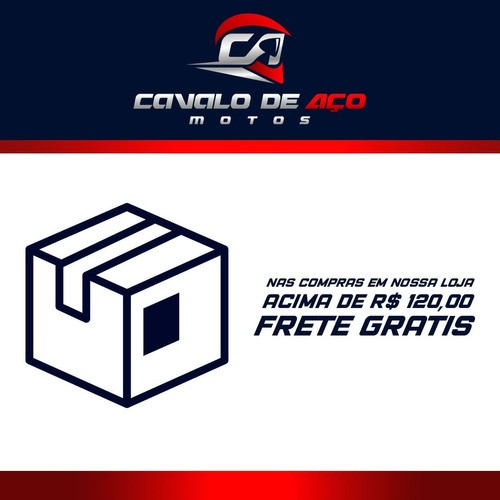 Protetor De Motor Carenagem Coyote Twister Cbx 250 Até 2008