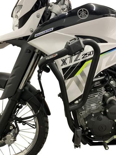 Protetor De Motor E Carenagem C/ Pedaleira Lander 250 2019
