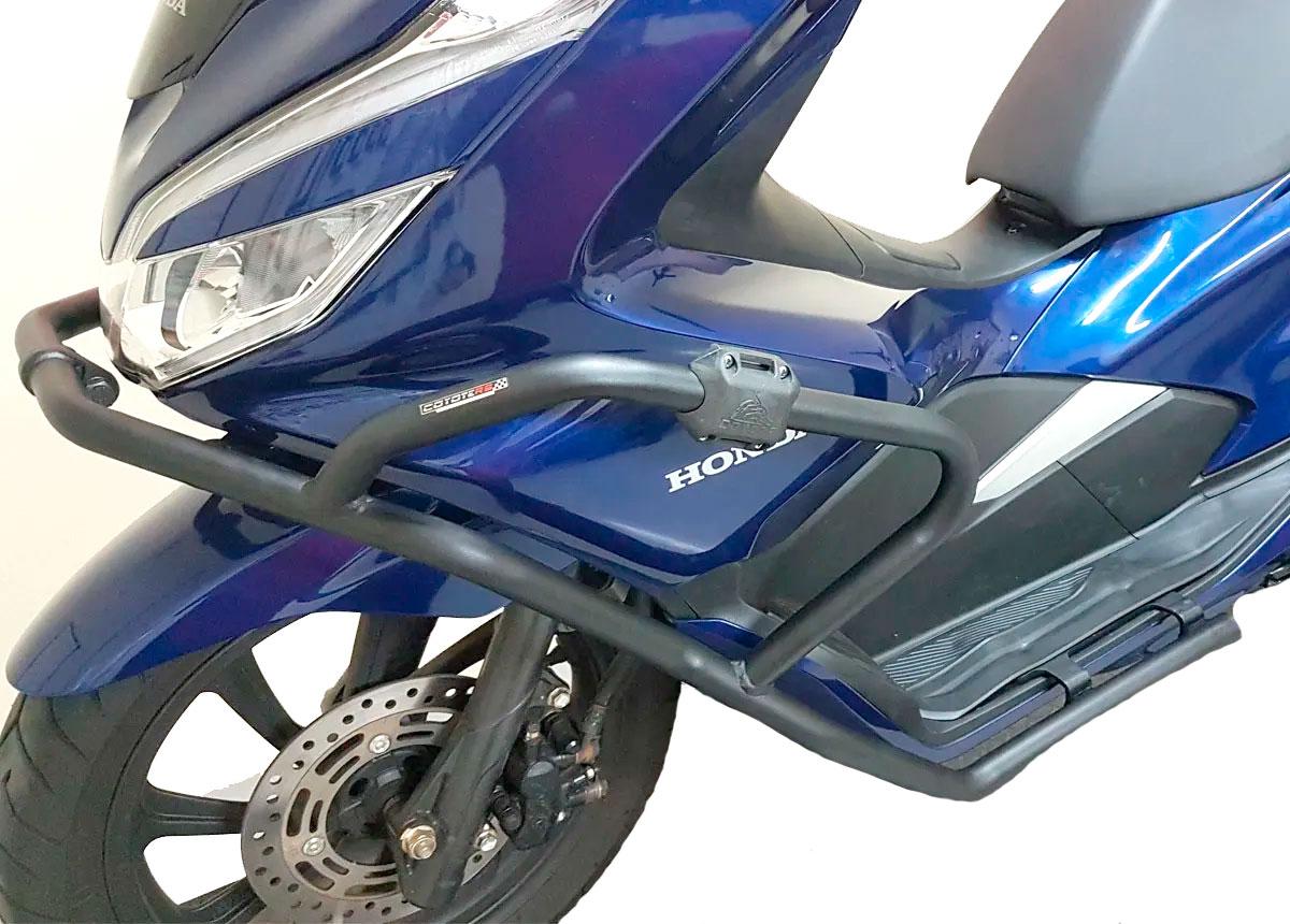 Protetor Motor e Carenagem Coyote Honda PCX 150 2016 em diante