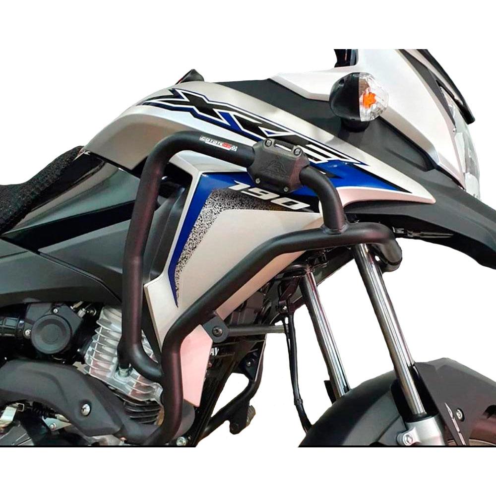 Protetor Motor Carenagem Coyote Com Pedal XRE 190