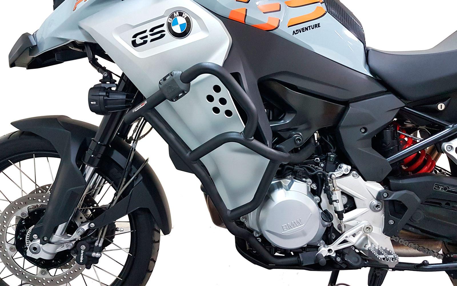 Protetor Motor e Carenagem Coyote BMW F800 GS Adventure ano 2019 em diante