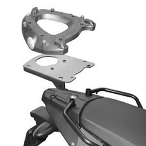 Suporte Rack P/ Bau Traseiro Monokey Givi (sr5107) Bmw 800gs Adventure 13