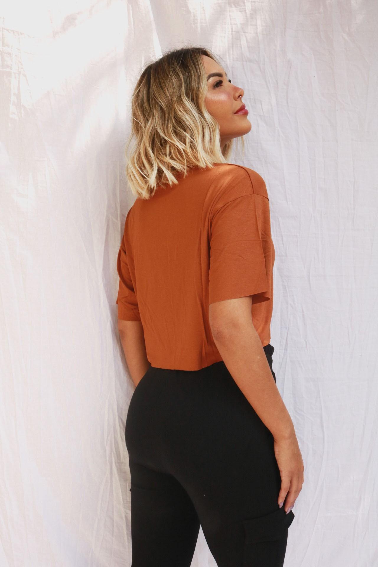 Blusa Cropped | Gigi