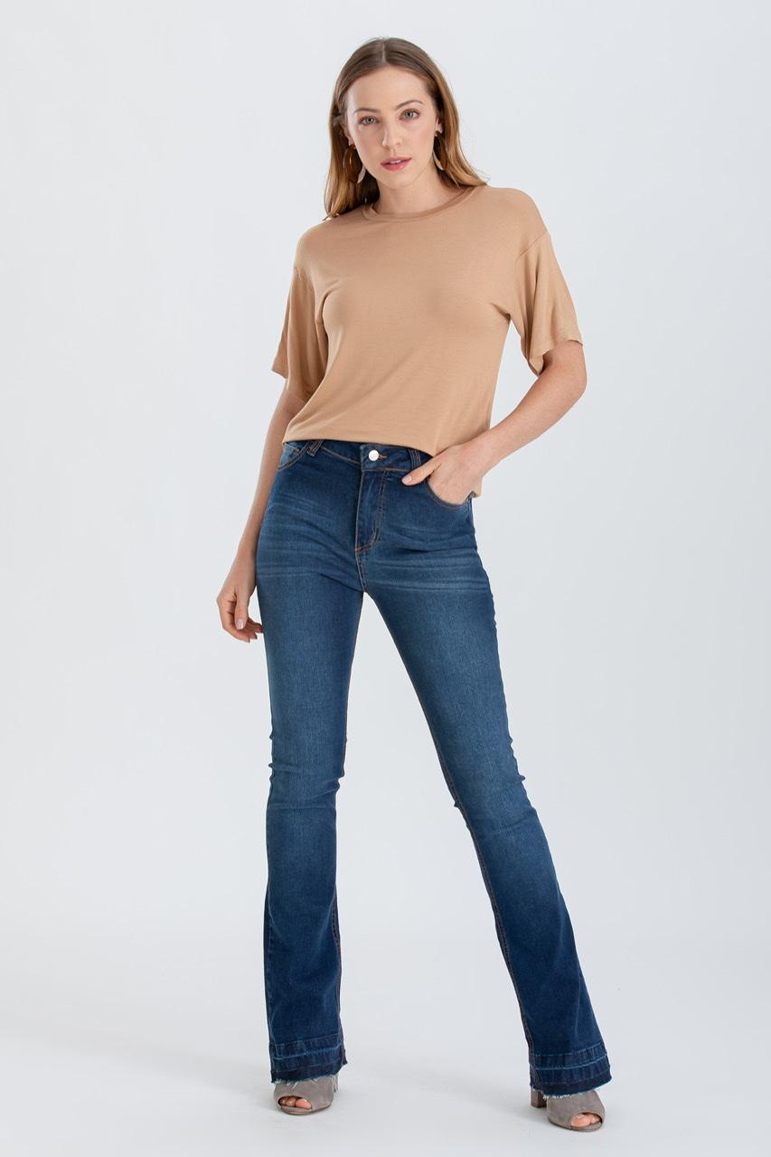 Calça Jeans | Bootcut
