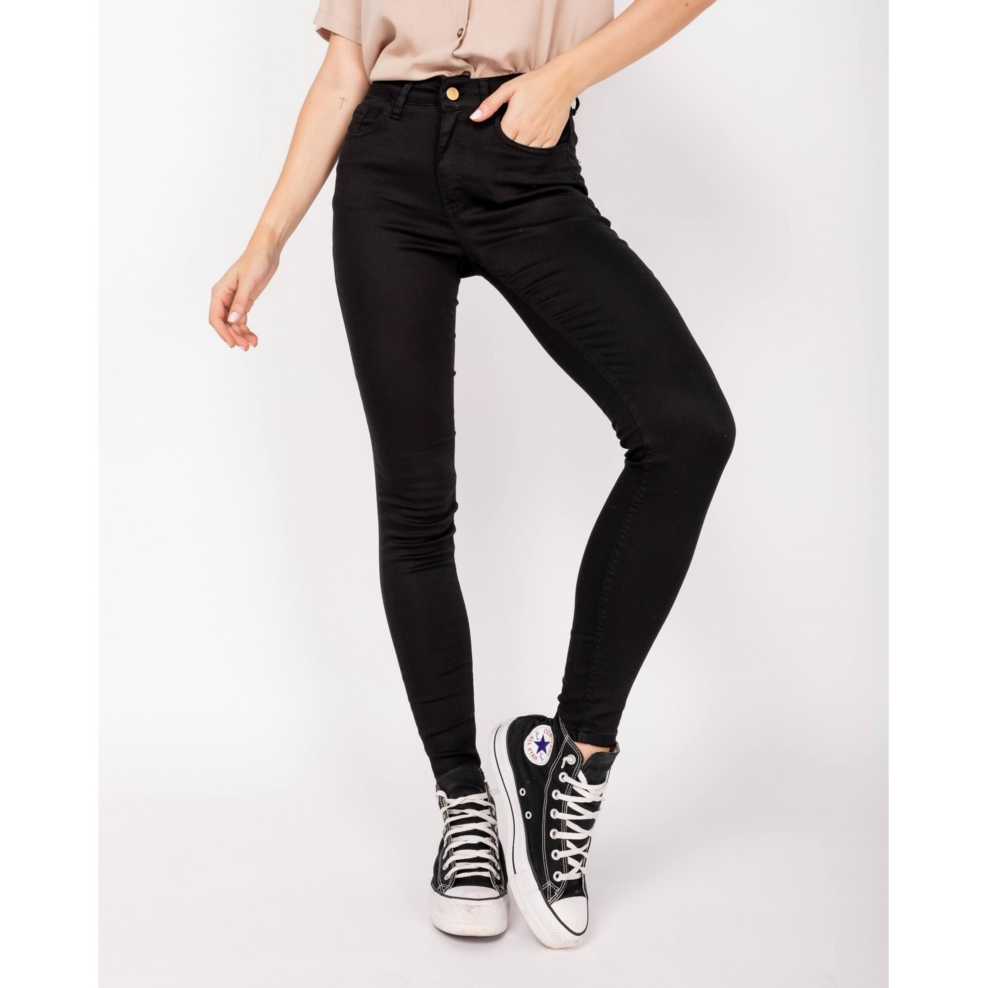 Calça Skinny | Preta