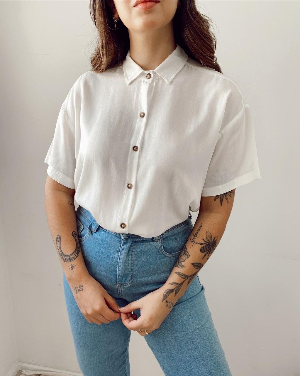 Camisa Botões | Jade