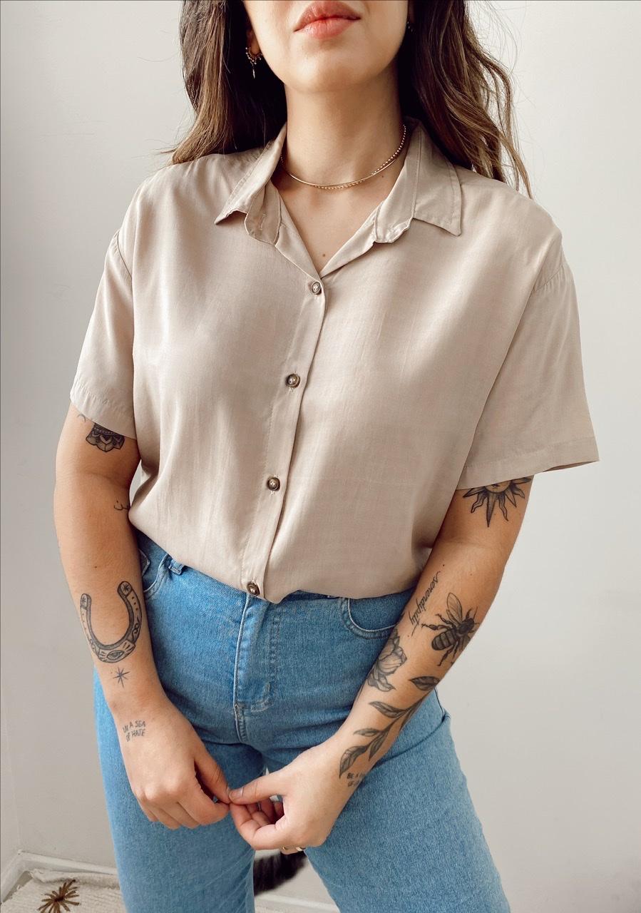 Camisa Botões   Jade