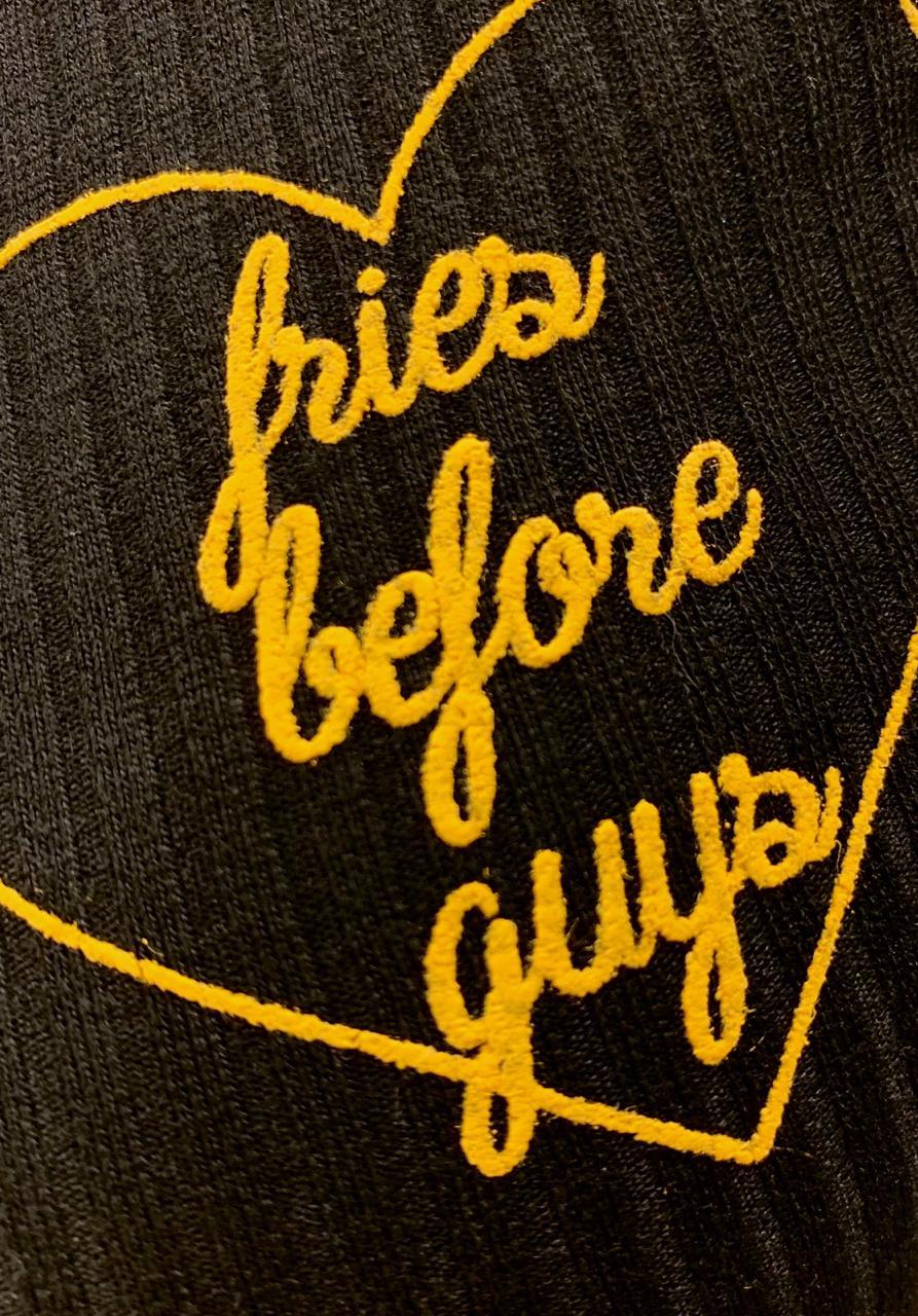 Gola Alta   Fries Before Guys