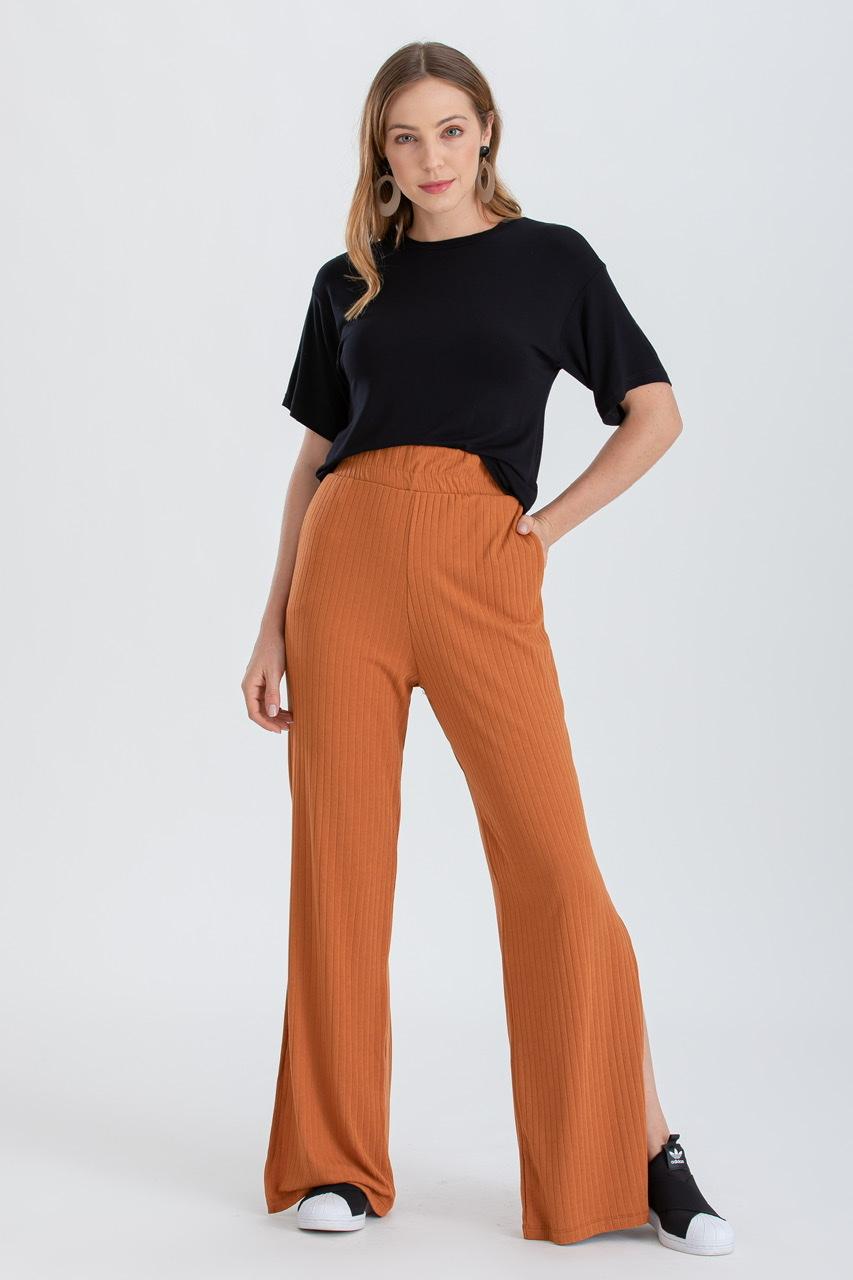 Pantalona Canelada   Manu