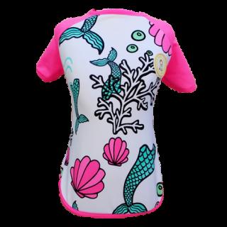 Camisa Sereia com proteção UV