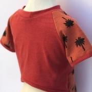 Camisa Tropical Telha