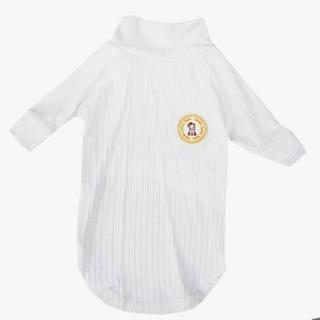 Camiseta Canelada Off White
