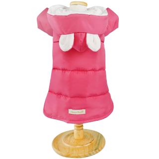Jaqueta Aspen Capuz Pink