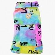 Jaqueta Tie Dye Love
