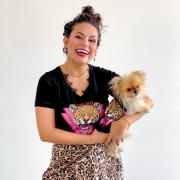 Kit Leopardo - Mãe e Pet
