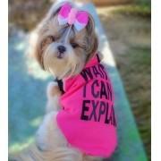 Moletom Bicolor Pink