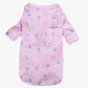 Pijama Pinguim Rosa