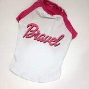 T-shirt Bravel Branca