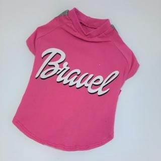 T-shirt Bravel Rosa