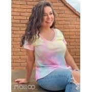T-shirt Tie Dye Candy Dona
