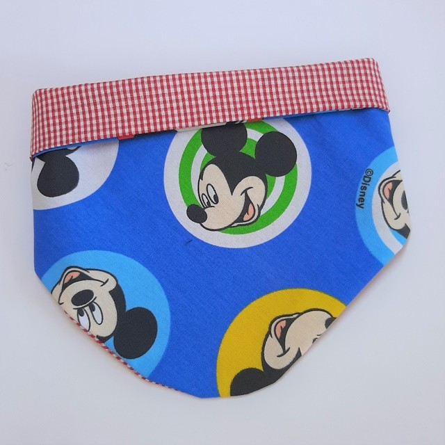 Bandana Mickey Patch