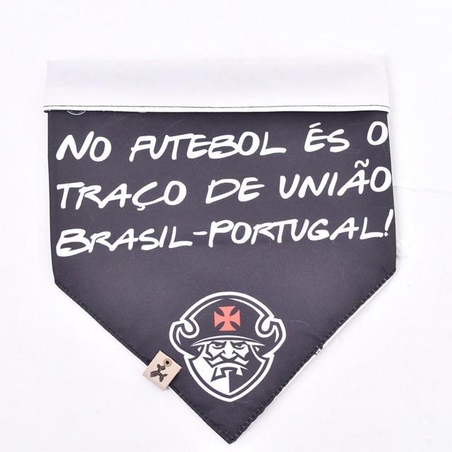 Bandana Vasco - Caravela Brasil