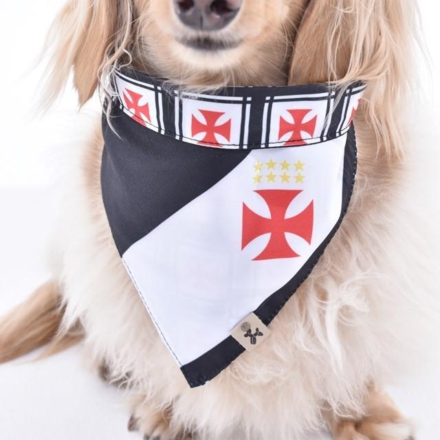 Bandana Vasco - Cruz de Malta