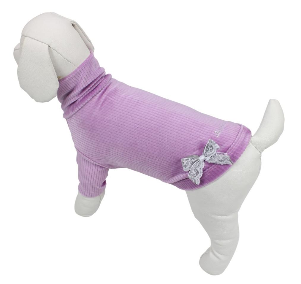 Blusa Canelada Corduroy - Lavender