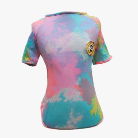Camisa Tie Dye com proteção UV