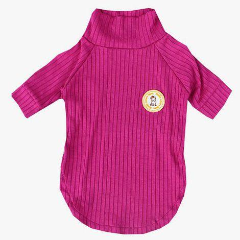 Camiseta Canelada Pink